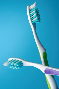 Toothbrush Shaped Like Your Teeth