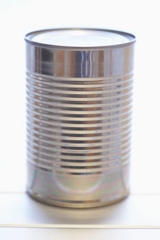 Christmas Dinner In A Tin Can