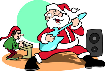 According to a new survey, the top 5 Christmas songs of all time are: White Christmas, Blue ...